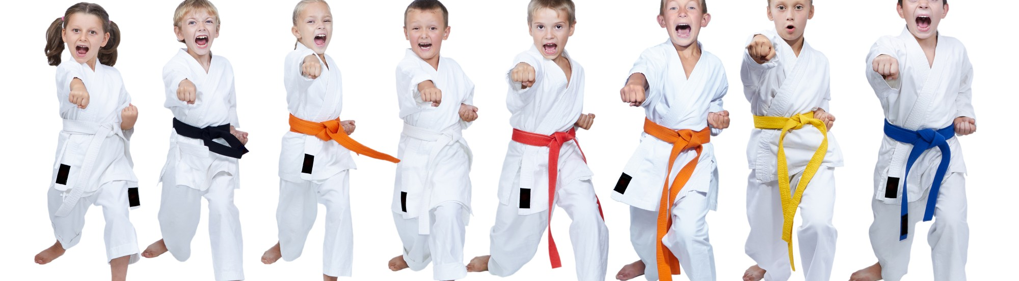 Taekwondo Children Training